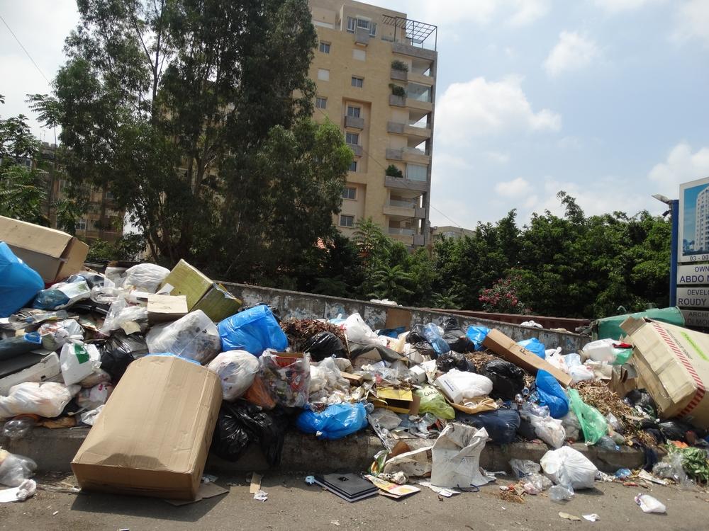 Die Situation in Libanon und Jordanien