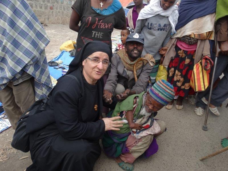 Reisebericht Äthiopien – Weihnachten mit den Armen