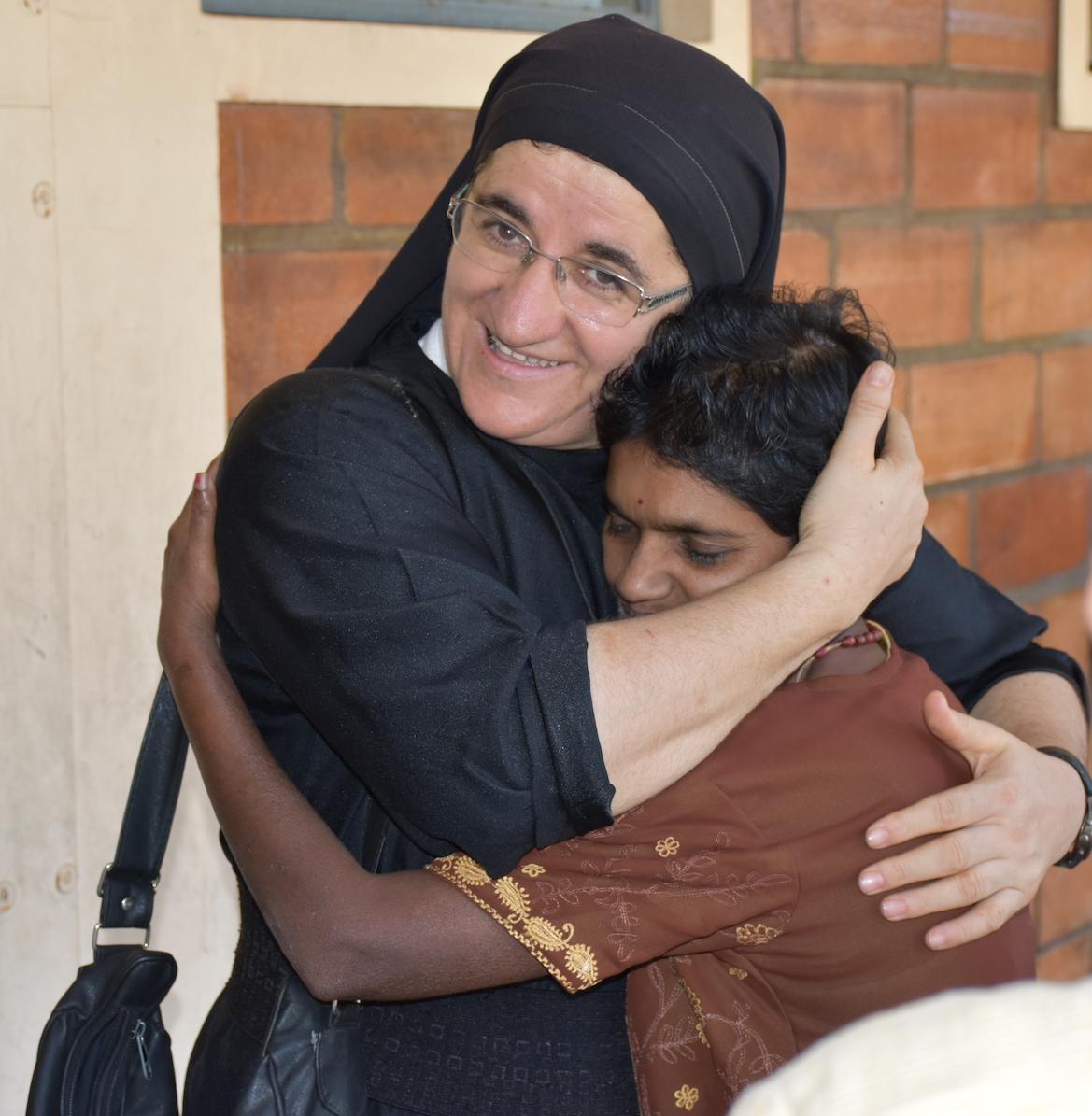 Indien, 17. bis 23. Januar auf Reisen mit Schwester Hatune