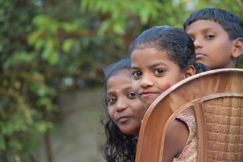 Indien, 9. – 16. Januar, Reise mit Schwester Hatune