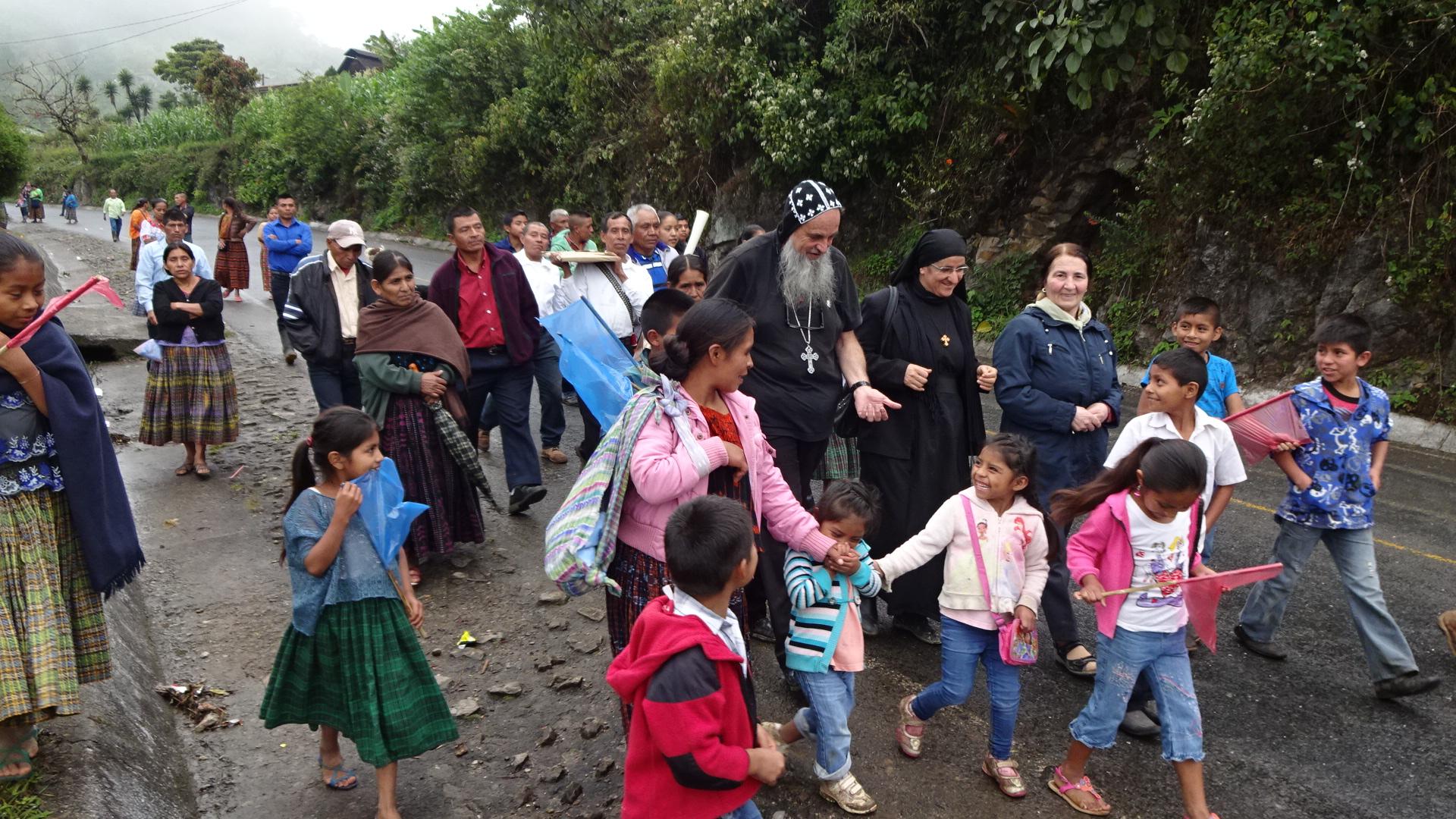 Reisebericht Guatemala und Mexiko von Schwester Hatune