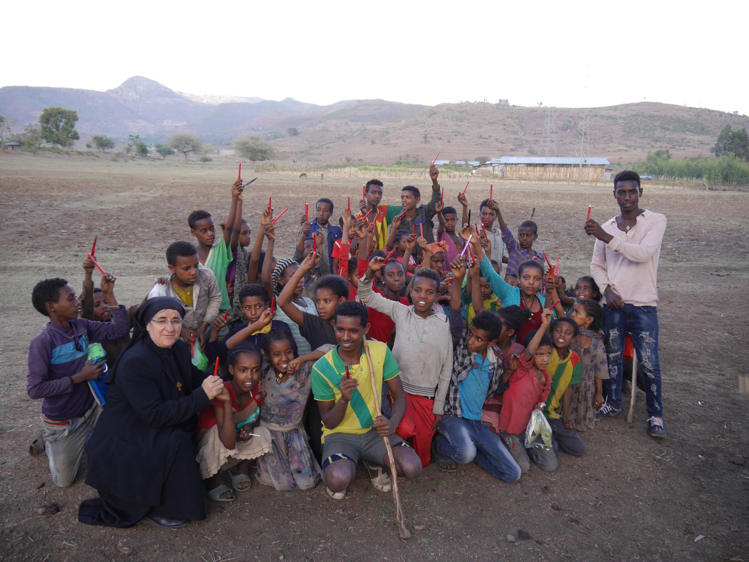 Schwester Hatune – Äthiopien zweite Reise