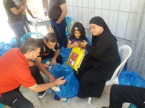 Schwester Hatune: Reise nach Jordanien um verfolgten Christen zu helfen