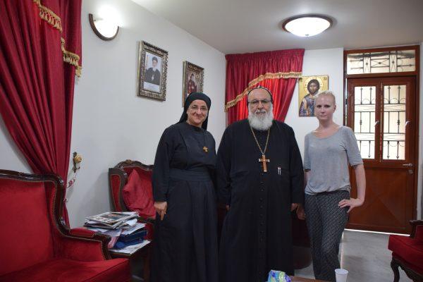 Reisebericht Schwester Hatune Libanon